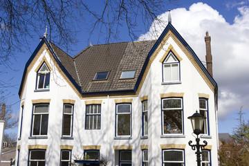 Renewed typical Dutch house