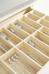 a cutlery tray