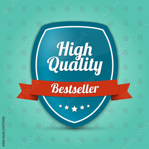 High quality shield - Bestseller