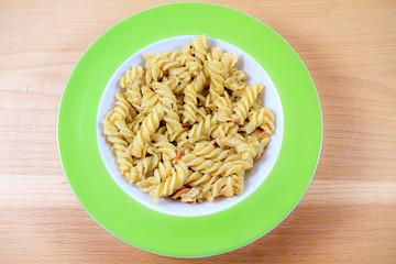 Pasta with Pistachio