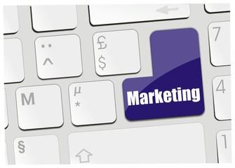 clavier marketing