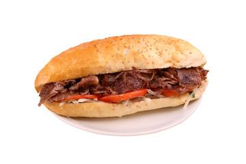Et Döner Ekmek Arası