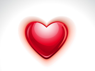 Abstract Heart Icon