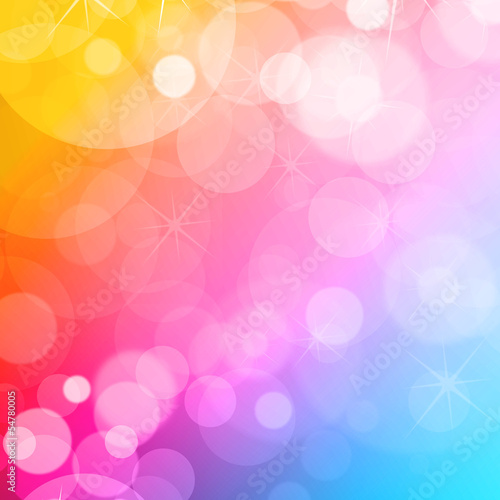 shiny blurred lights, celebration background
