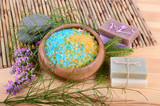Natural bath items