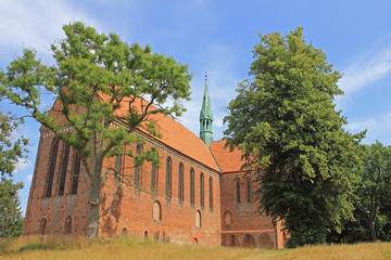 Klosterkirche von Kloster Sonnenkamp (Neukloster, Mecklenburg)