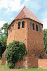 Glockenturm von Kloster Sonnenkamp (Neukloster, Mecklenburg)