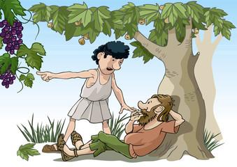 Biblical parable
