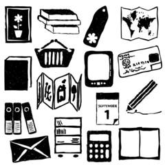 bookshop doodle images