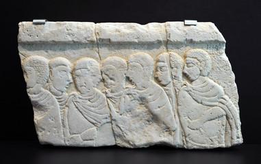 Sarcófago romano, fragmento
