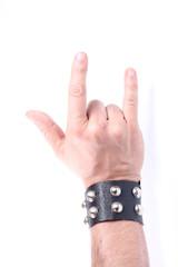 mano rockera