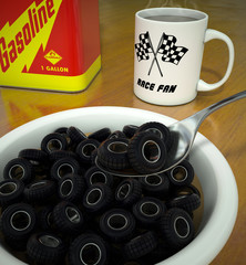 Tire O's Breakfast