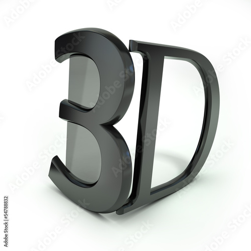 "Stereoscopic ""3D"" Glasses"