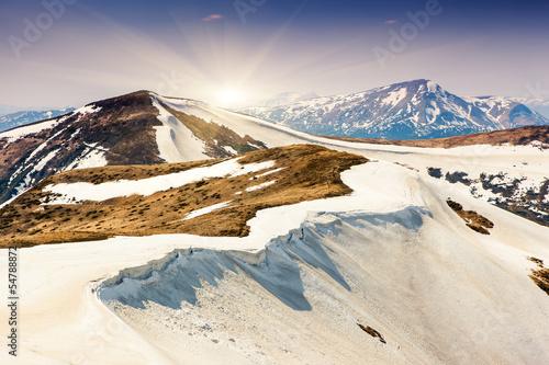 mountain © Leonid Tit
