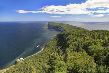Forillon National Park, Gaspesie, Quebec