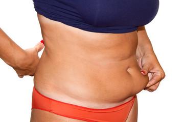 donna sovrappeso