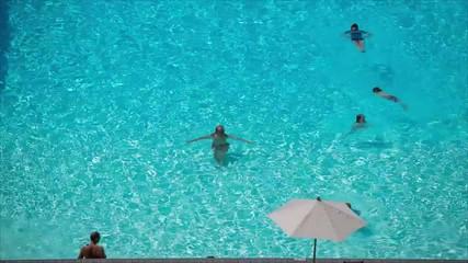 Pool Time Time Lapse