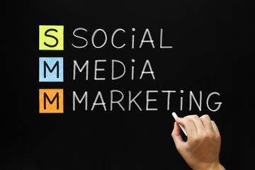 Social Media Marketing Acronym