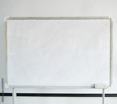 Whiteboard and projector screen
