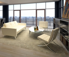 Elegance of a Loft (focus)