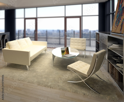 Elegance of a Loft (focus)