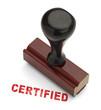 Certified Stamper