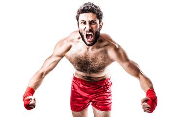 Boxer's rage