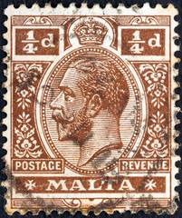 King George V (Malta 1914)