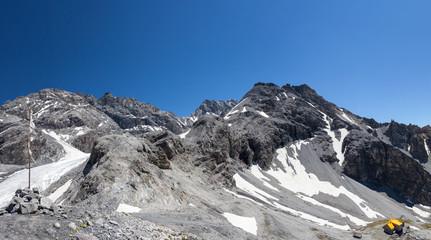 Monte Zebrù (3470 mt.) - Rif. V° Alpini - Alta Valtellina