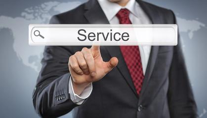 Businessman Service