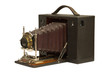 Antique Bellows Camera from the late Nineteenth Century