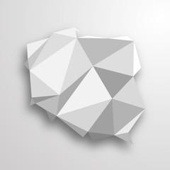 Polska - origami