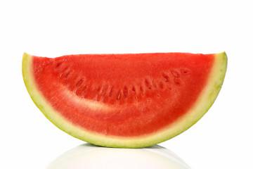 Wassermelone freigestellt
