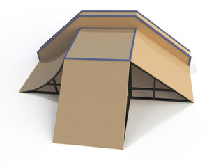 Scate Comb Piramid