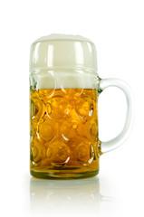 birra in boccale