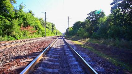 Movement by rail