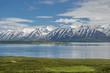 Eyjafjordur fjord, Iceland