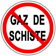Pas de Gaz de Schiste