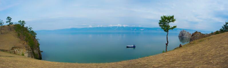 Панорама Озеро Байкал