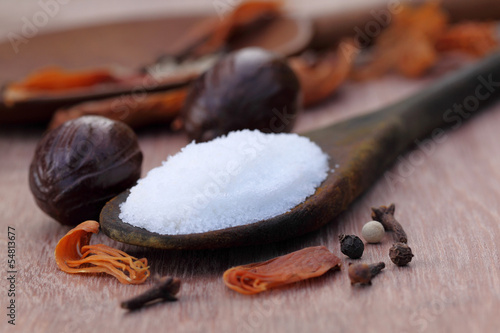Sea salt with Indian spices