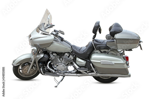 moto de légende Plakat