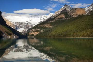Lake Agnes. Banff Alberta, Canada
