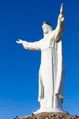 biggest Jesus statue in the world