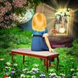 Fairytale book