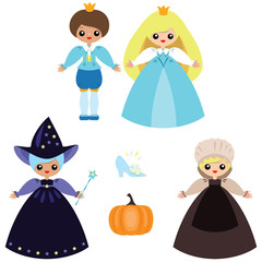 Cute Cinderella set