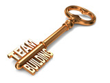 Team Building - Golden Key.