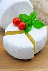 Caciotte di formaggio cremoso
