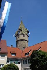 Rutenfest Ravensburg Grüner Turm