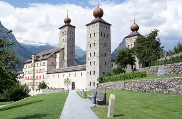 Brig, Wallis, Schweiz