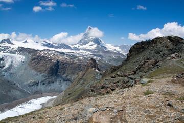 Matterhorn, Wallis, Schweiz